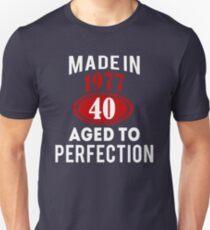 40th T-Shirt