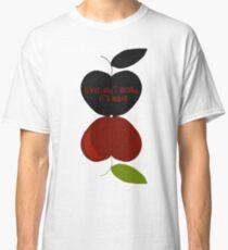 Poisoned Apple Classic T-Shirt