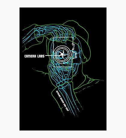 Cameralabs Photography X-Ray Photographic Print