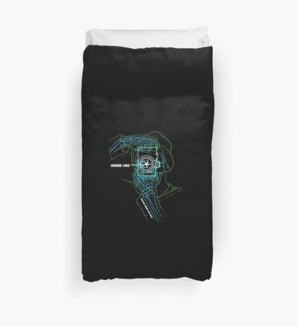 Cameralabs Photography X-Ray Duvet Cover