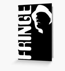 Fringe Greeting Card