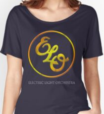 Electric Light Orchestra Women's Relaxed Fit T-Shirt