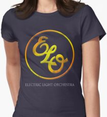 Electric Light Orchestra Women's Fitted T-Shirt