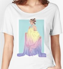 Rey in Padmé dress Women's Relaxed Fit T-Shirt