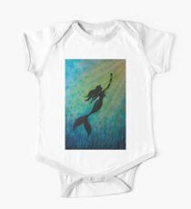 Thirst Of A Mermaid Kids Clothes