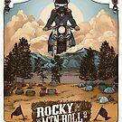Rocky Mountain Roll 2  by Amanda Zito