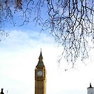 Big Ben by Lugonbe