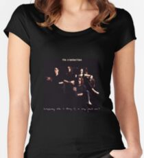Cranberries 3 Women's Fitted Scoop T-Shirt