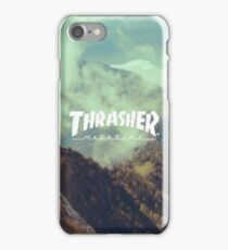 Landscape - Thrasher iPhone Case/Skin