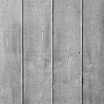 Board marked concrete, vertical texture by jjphoto