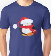 cute little xmas penguin T-Shirt