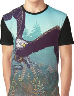 The Hunt T-shirt Graphique