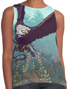 The Hunt Contrast Tank