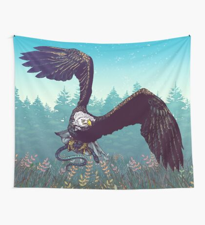 The Hunt Wall Tapestry