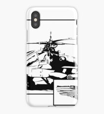 Apache iPhone Case
