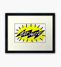 BAT-MITE! Framed Print