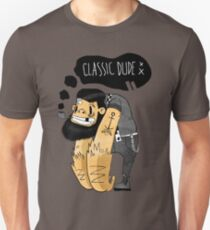 Classic dude Unisex T-Shirt