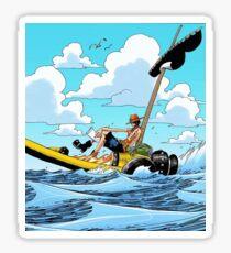 One Piece Ace Sticker
