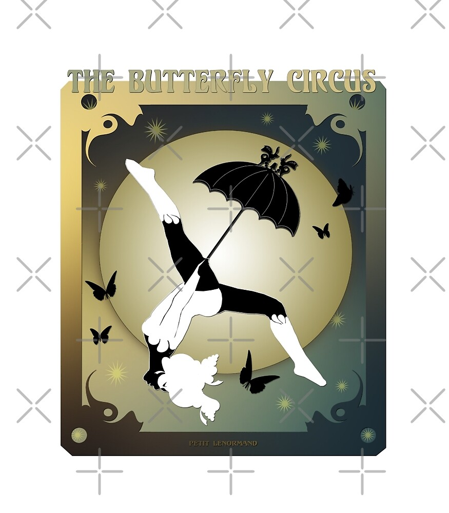 The Butterfly Circus - The Girl over the Moon by Bethalynne Bajema