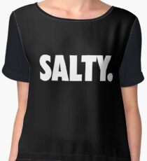 Salty. Women's Chiffon Top