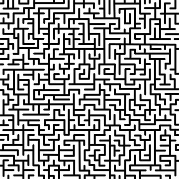 Be your own maze runner by Fl0werdauqhter