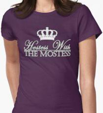 Hostess Women's Fitted T-Shirt