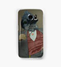 Gentlemen's club of exquisite plumage. Samsung Galaxy Case/Skin