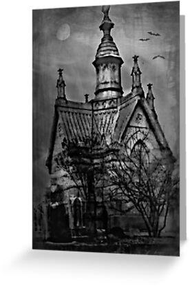 The Mausoleum by Scott Mitchell
