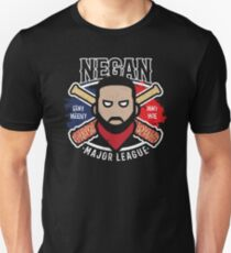 Team Negan The Savior  Major League Lucille Walking Dead Unisex T-Shirt
