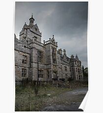 Welcome to the Asylum Poster