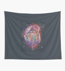 Energy Exchange Wall Tapestry