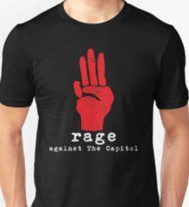 Rage Against The Capitol Unisex T-Shirt