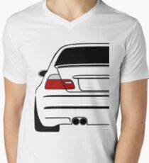 46 Men's V-Neck T-Shirt