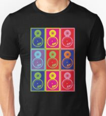 Pop Art Speakers T-Shirt