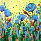 «Spring in Blue» de Sonia Koch