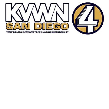 KVWN San Diego (Outlined) by Cinerama