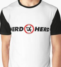 The Nerd Herd: Highest Vector Quality Graphic! - 2017 Edition Graphic T-Shirt