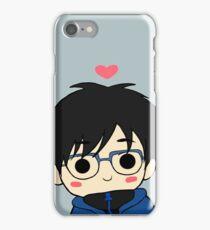 Yuri on ice  yuri!chibi!! iPhone Case/Skin