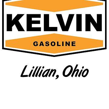 Kelvin Gasoline by Cinerama