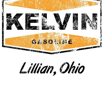 Kelvin Gasoline (Distressed) by Cinerama