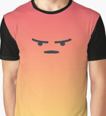 Angry React Graphic T-Shirt