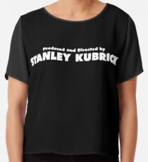 Produced and Directed by Stanley Kubrick Chiffon Top