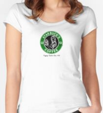 Starbuck's Coffee Women's Fitted Scoop T-Shirt
