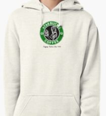 Starbuck's Coffee Pullover Hoodie