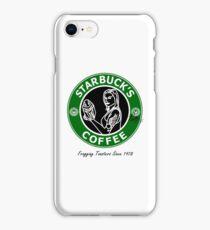Starbuck's Coffee iPhone Case/Skin