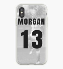 Alex Morgan (US WMT) - iPhone Case iPhone Case