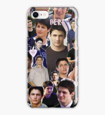 nathan scott collage iPhone Case/Skin