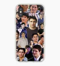 nathan scott collage iPhone Case