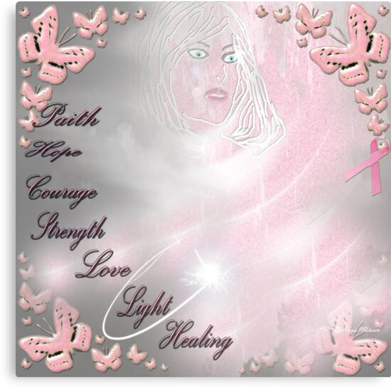 breast cancer awareness month. by haya1812