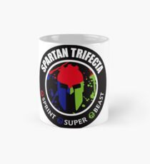 Spartan Trifecta Race Mug